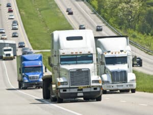 18-Wheeler Trucks - Commercial Trucking Accidents