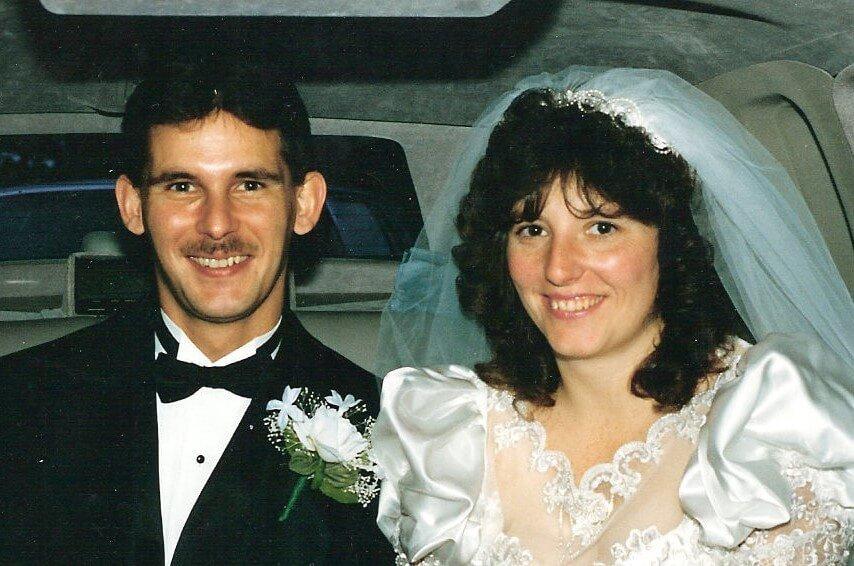 """Mark Balistreri and Annette """"Netters"""" Balistreri"""